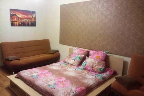 Сдается 1-комнатная квартира посуточно в Старом Осколе, Королева микрорайон, 31.