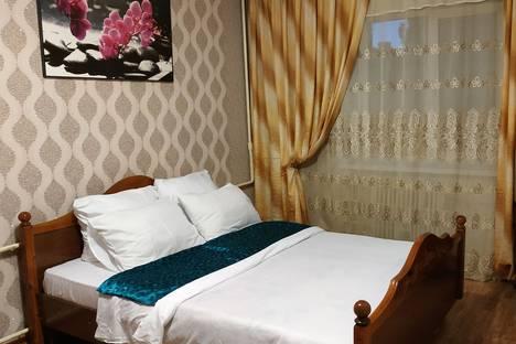 Сдается 2-комнатная квартира посуточно в Старом Осколе, мкр Приборостроитель, дом 55.