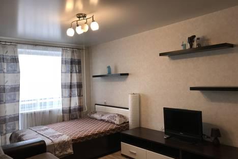 Сдается 1-комнатная квартира посуточно, улица Кирова, 98А.