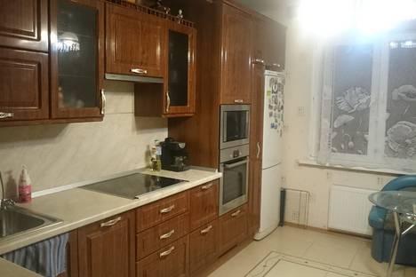 Сдается 3-комнатная квартира посуточно в Санкт-Петербурге, Богатырский проспект.д.50.к1 лит А.