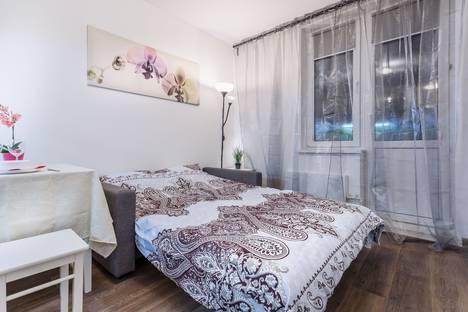 Сдается 1-комнатная квартира посуточно в Химках, 9 мая дом 21 корпус 3.
