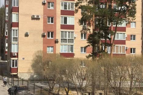 Сдается 2-комнатная квартира посуточно в Чебаркуле, Санаторий Сосновая горка корпу.7.