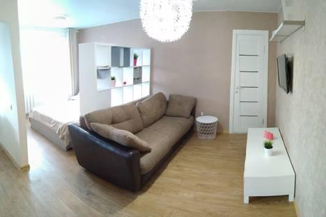 Сдается 1-комнатная квартира посуточно в Вологде, улица Мальцева, 1.