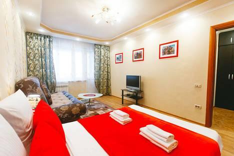Сдается 1-комнатная квартира посуточно в Новом Уренгое, улица Советский микрорайон, 4 корпус 4.