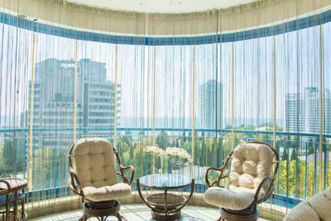 Сдается 3-комнатная квартира посуточно, проспект Пушкина, 6.