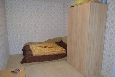 Сдается 1-комнатная квартира посуточно в Подольске, Садовая улица, 5.