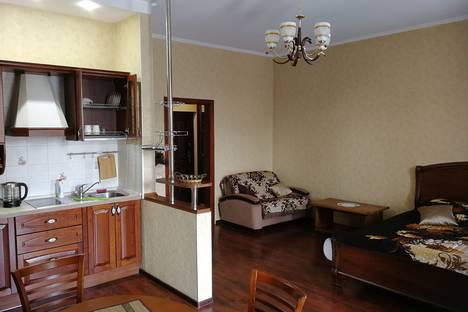 Сдается 1-комнатная квартира посуточно в Иркутске, Ямская улица  1/2.