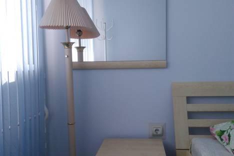 Сдается 2-комнатная квартира посуточно в Поповке, Мирный, Крым,ул. Новая, 45.