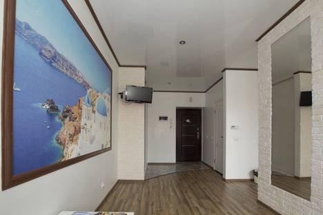 Сдается 1-комнатная квартира посуточно в Светлогорске, улица Яблоневая, 8.