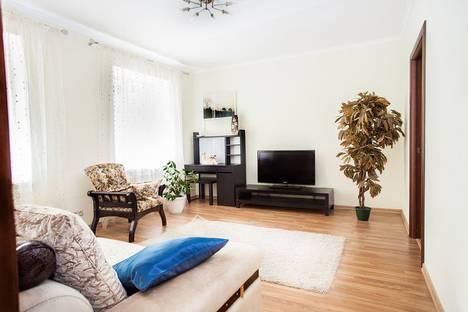 Сдается 3-комнатная квартира посуточно в Ростове-на-Дону, улица Лермонтовская, 83.