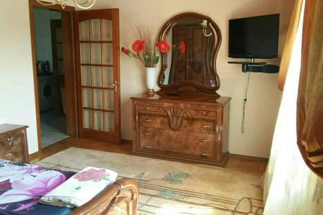 Сдается 1-комнатная квартира посуточно в Партените, Крым,Партенитская улица, 7.