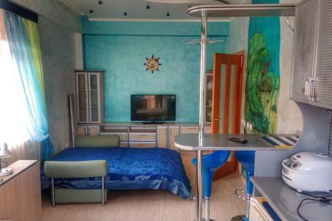 Сдается 1-комнатная квартира посуточно в Алуште, Крым,улица Ленина, 26.