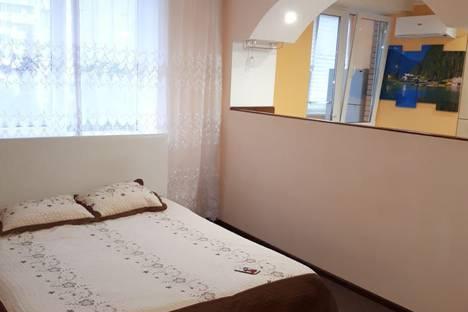 Сдается 1-комнатная квартира посуточно в Ессентуках, Советская 37.