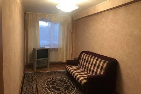Сдается 2-комнатная квартира посуточно в Лабытнанги, Первомайская улица, 55.