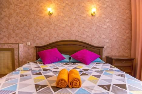 Сдается 2-комнатная квартира посуточно во Владимире, проспект Строителей, 15.