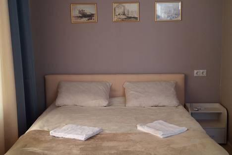 Сдается 1-комнатная квартира посуточно в Адлере, Большой Сочи, улица Ленина, 172А.