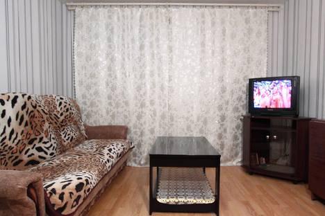Сдается 1-комнатная квартира посуточно в Апатитах, улица Нечаева, 1.