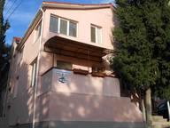 Сдается посуточно 1-комнатная квартира в Симеизе. 25 м кв. красномаякская 6