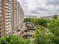 Сдается посуточно 2-комнатная квартира в Москве. 51 м кв. Профсоюзная улица, 96 корпус 4