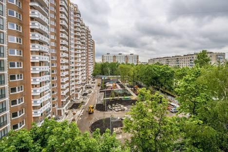 Сдается 2-комнатная квартира посуточно в Москве, Профсоюзная улица, 96 корпус 4.