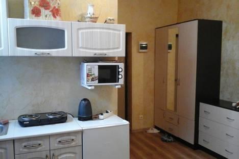 Сдается 1-комнатная квартира посуточно, Большой Сочи, улица Чкалова, 32.