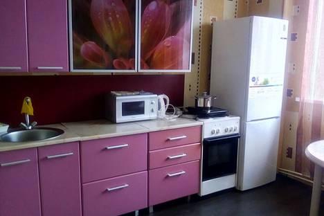 Сдается 1-комнатная квартира посуточно в Улан-Удэ, проспект Строителей, 78.