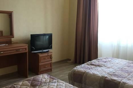 Сдается 1-комнатная квартира посуточно в Ессентуках, улица Советская, 11.