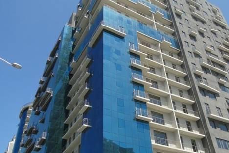 Сдается 4-комнатная квартира посуточно в Батуми, Batumi, Sherif Khimshiashvili Street 1.