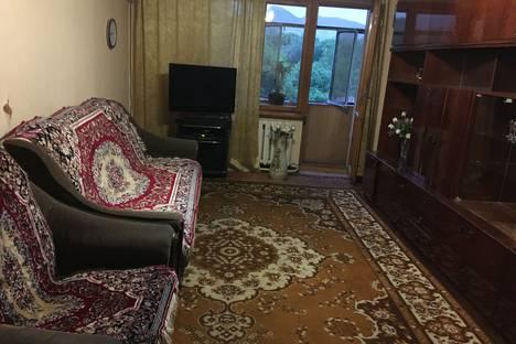 Сдается 2-комнатная квартира посуточно в Новороссийске, Анапское шоссе, 23 а.