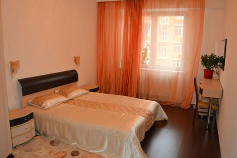 Сдается 2-комнатная квартира посуточно в Ессентуках, улица Советская, 11.