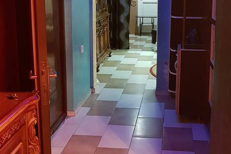 Сдается 3-комнатная квартира посуточно в Батуми, Batumi, Sherif Khimshiashvili Street, 35.