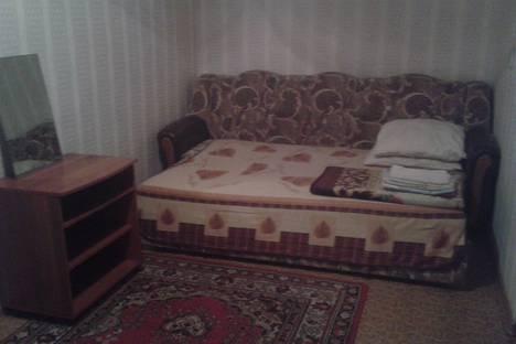 Сдается 1-комнатная квартира посуточно в Прокопьевске, улица Институтская, 29.