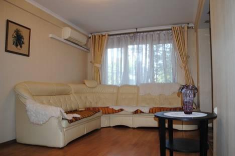 Сдается 3-комнатная квартира посуточно в Краснодаре, улица Ленина, 71.