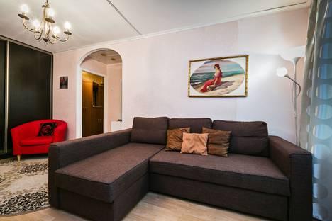 Сдается 1-комнатная квартира посуточно в Москве, улица Удальцова, 39.