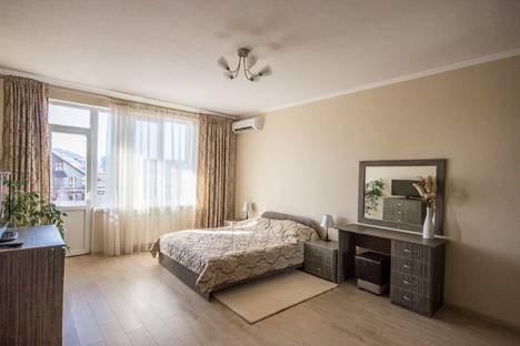 Сдается 2-комнатная квартира посуточно в Адлере, Верхне-Имеретинская Бухта, улица Ружейная, 72.