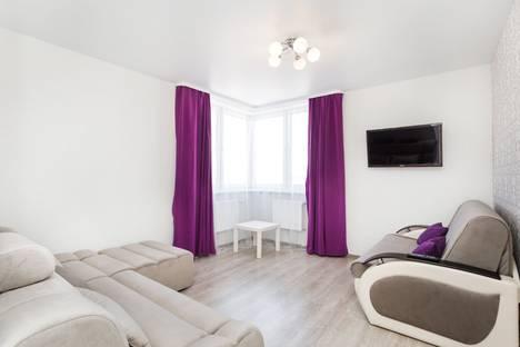 Сдается 2-комнатная квартира посуточно в Екатеринбурге, улица Патриса Лумумбы, 63.