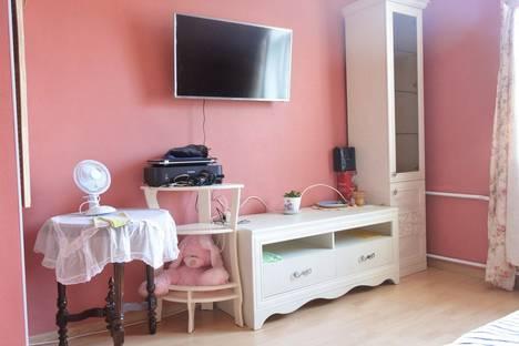Сдается 2-комнатная квартира посуточно в Петергофе, улица Аврова, 43.