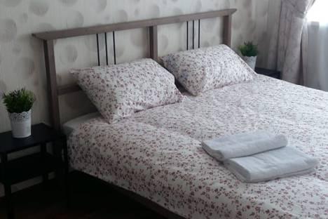 Сдается 1-комнатная квартира посуточно в Иркутске, улица Карла Либкнехта, 184.