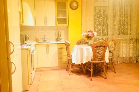 Сдается 3-комнатная квартира посуточно в Ростове-на-Дону, улица Лермонтовская 89а.