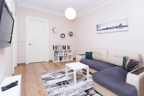Сдается 2-комнатная квартира посуточно, проспект Независимости, 23.