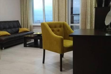 Сдается 2-комнатная квартира посуточно в Перми, улица Николая Островского, 93Д.