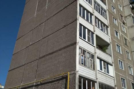 Сдается 3-комнатная квартира посуточно в Иванове, улица Мархлевского, 17.