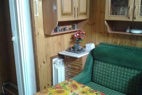 Сдается 1-комнатная квартира посуточно в Новороссийске, ул. 9 Января д 9.