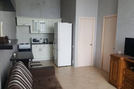 Сдается 2-комнатная квартира посуточно в Сочи, улица Альпийская, 3 корпус 1.