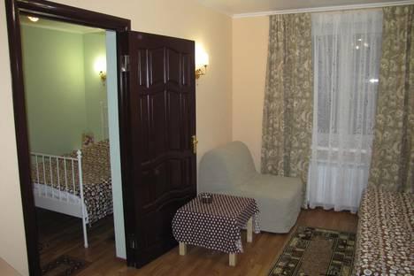 Сдается 2-комнатная квартира посуточно в Кисловодске, улица Кирова, 72.