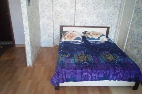 Сдается 1-комнатная квартира посуточно в Красноярске, проспект имени газеты Красноярский Рабочий, 45.