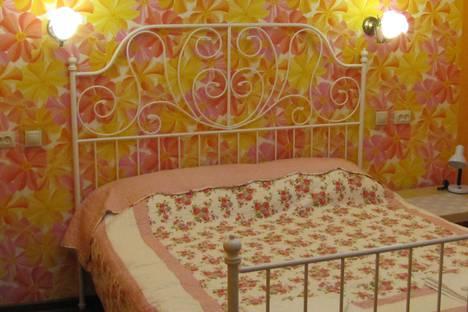 Сдается 3-комнатная квартира посуточно в Кисловодске, Красноармейская улица, 1.