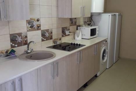 Сдается 1-комнатная квартира посуточно в Геленджике, улица Курзальная, 17.