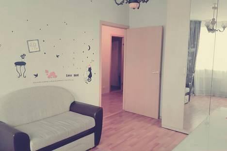 Сдается 1-комнатная квартира посуточно, улица Валерия Гаврилина.