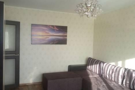 Сдается 2-комнатная квартира посуточно в Рязани, Солотчинское шоссе, 2.